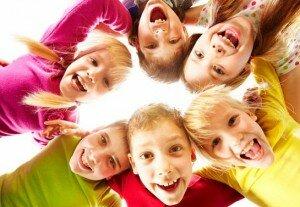 Физическое развитие детей 6-7 лет