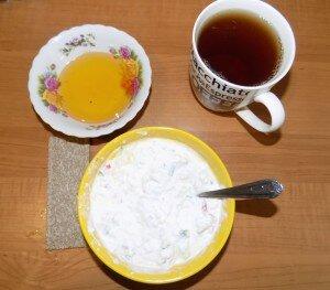 рецепты из творога, творог, закусочный творог, творог на завтрак, начинка для тарталлеток, идеальный завтрак, завтрак